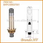Pneumático normalmente fechado solenóides armadura, solenóides armadura tubo, válvula solenóide de montagem da armadura