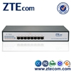 ZTEcom Super Safety 8 ports Managed Full PoE Gigabit Switch with CE