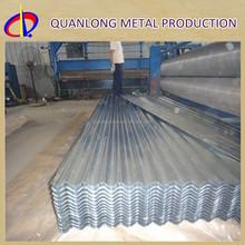 CR HDGI Zinc Coated Steel Roof Tile