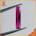 wuzhou caliente de la venta de piedras preciosas ruby aaa emerld rubí forma de piedra