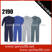 65% poly 35% cotton T/C fabric workwear & overalls