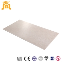 Non Flammable calcium silicate insulation for fireplaces