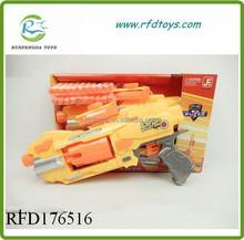 2015 New product sport game for kids soft bullet gun toys