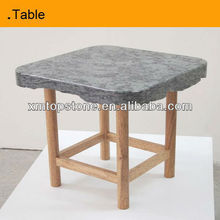 super quality cheap antique marble top end table
