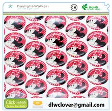 room decor kids diy bubble Dome cute epoxy sticker/ 3D kids room decoration crystal sticker