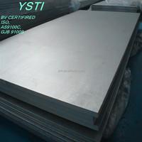 titanium -0.3Mo alloy grade 12 plate for hho generator
