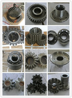 Spiral bevel gear Helical bevel gear Truck bevel gear