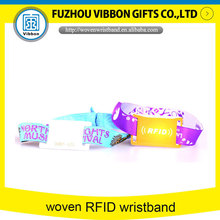 Fabric RFID Wristband for event