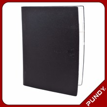 custom leather blank journal books