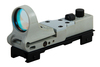 1x29 Red Dot laser sight Scope with Mini Railway Grey for gun