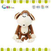 In 2015 the most satisfying plush product,Small mouth silly monkey