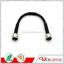 Quality best selling F connectors auto panel mount connector