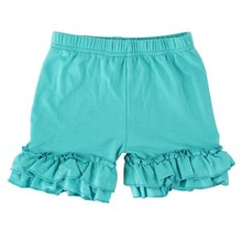 Hot Sale Wholesale Sexy Ruffle Short Pant Set Baby Girl New Style Short Pants