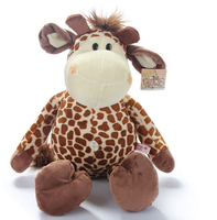 2015 welcomed china factory latest giraffe plush toy