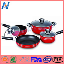 New Style Professional Made Stainless Steel Cookware, Non-Stick Cookware Set
