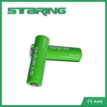 8amp 700mah 3.7v IMR 14500 battery best cell capacity battery special pack beautiful design