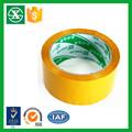 Fuente de la fábrica adhesiva de bopp transparente o lacre del cartón cinta ( ISO / SGS aprobado )