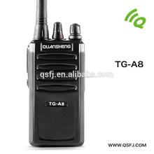 el alto costo efectiva de walkie talkie