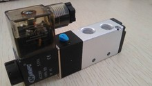 14 Aluminum Electric Solenoid Air Valve 110V AC 4V210-08 , solenoid valve 52 ,Single Solenoid Pneumatic Air valve