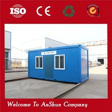 China Best Supplier Prebulit Recyclable container houses free