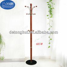 hot sale wooden trouser hanger 603#