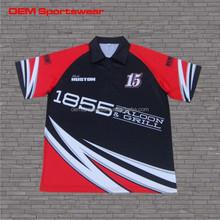 Motorcycle/auto racing wear wholesale design racing shirt