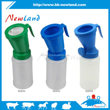 2015 Hot sales new type plastic cow teat dipper