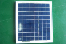Poly solar panel for 15 W