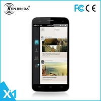 Popular big 5 inch China android mobile phone Mtk 6582