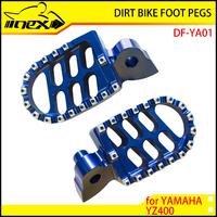 NEX ALUMINUM DIRT BIKE FOOT PEGS FOR YAMAHA YZ400