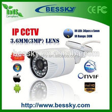 2015 hot sale ip camera face recognition 1920*1080 IP camera