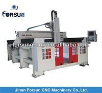 CE supply styrofoam EPS CNC engraving machine/super thick styrofoam cnc machine/3D foam Styrofoam cutting machine