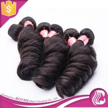 Export Quality 2015 New Design 100% Raw Golden Perfect Hair Bresilienne