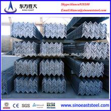 ASTM A36 aceros de perfiles angulares