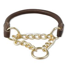 Martingale dog collars leather martingale collar
