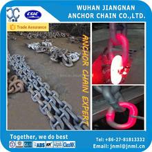 marine stud link anchor chain for North America Market (skype: qizhou2008, smile@jnml.cn)