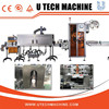 2015 Hot sell Automatic Bottle Shrink sleeve labeling machine with heat tunnel
