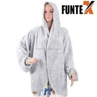 Shrug Top with 2015 Lasted Designer Women Ladies Snuggle Fleece Plus Size