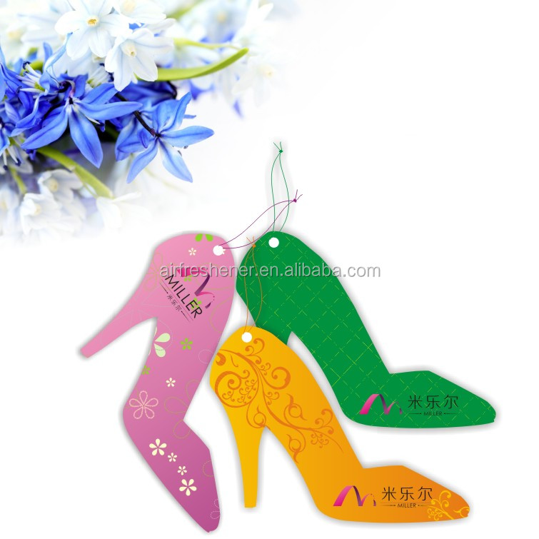 New Product Novelty Gift Wedding Decoration Paper Air Freshener China Supplier