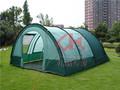 Tienda de campaña de alta calidad, tienda de túnel familiar para camping a la venta, LHK-06a