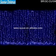 outdoor led decorative rain drop Christmas led Lights 220V wholesale China