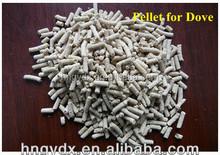 fuel henan wood pellet machine family use