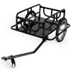 high quality assemble powder coated Bike trailer for sale