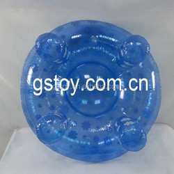 new product EN71 approved PVC inflatable desk table for kids