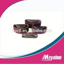 abrasivo de lijado cinturón