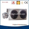 Producto hecho en china kvh-1000 calentador de residuos quemador de aceite