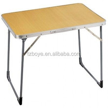 Foldable Picnic Table for 2 people camping/ caravaning with carry handle