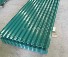 prepainted metal roofing/prepaitned steel metal roofing sheet
