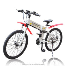 2014 new model 36V10AH lithium battery electric bike with CE