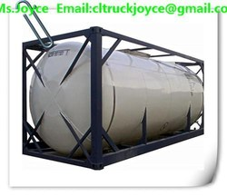 Iso Tank Container For Transport,Gas Tank Container,Container Propane Tank